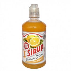 Sirup osvěžující citrón - CUKR STOP 650g