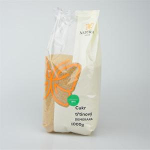 Cukr třtinový demerara - Natural 1000g