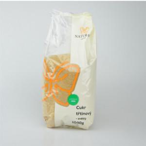 Cukr třtinový světlý - Natural 1000g