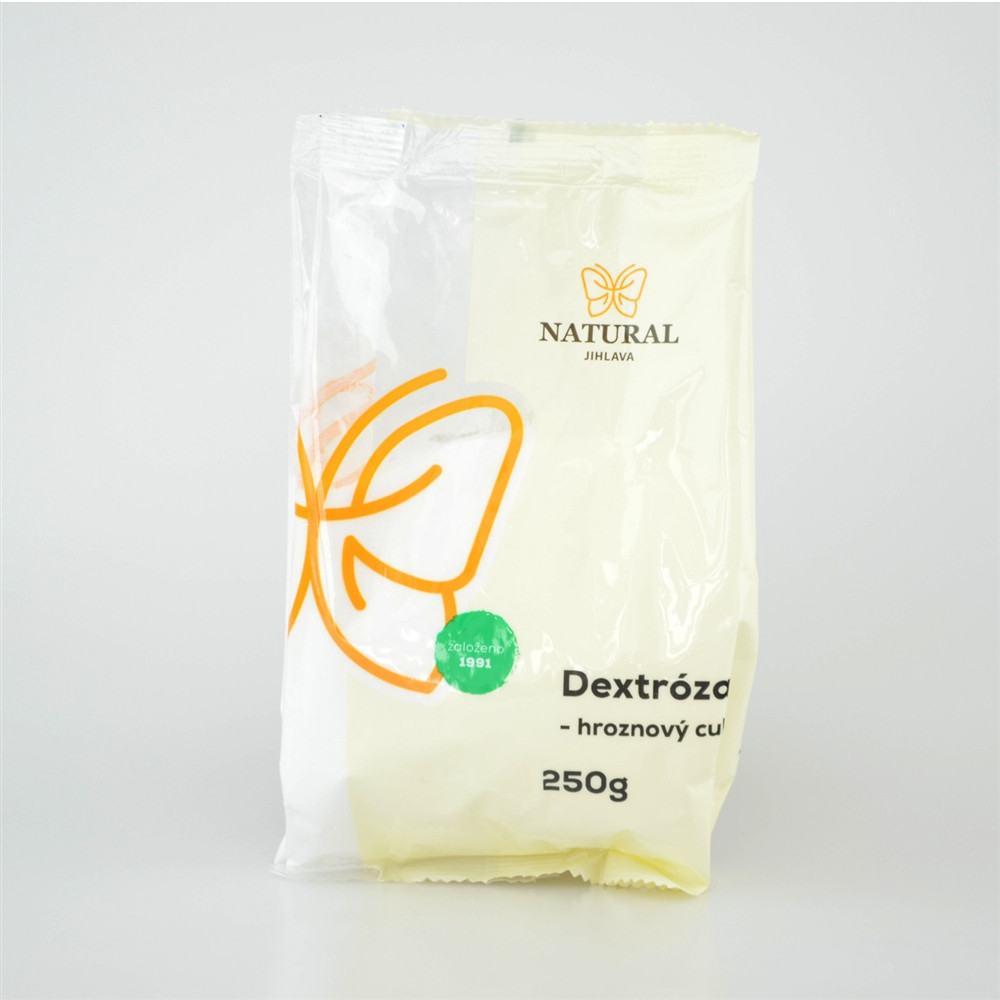 Dextróza  - Natural 250g