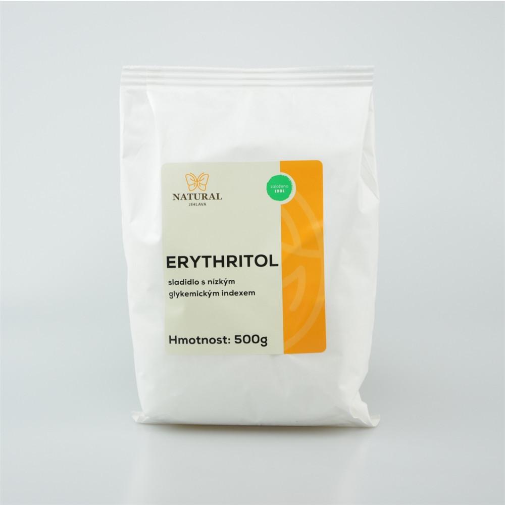 Erythritol - Natural 500g