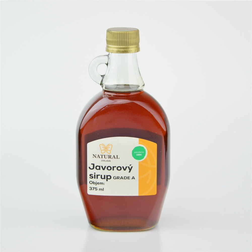 Javorový sirup - Natural 375ml