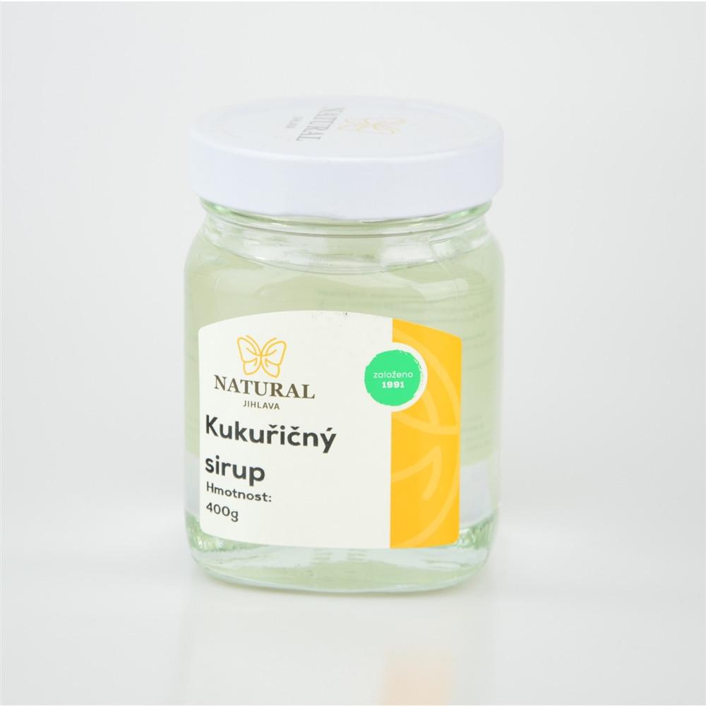 Kukuřičný sirup - Natural 400g
