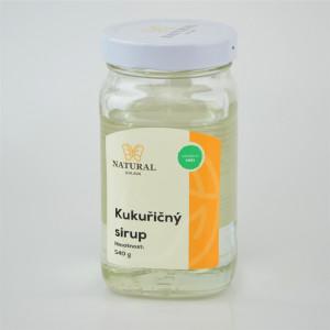 Kukuřičný sirup - Natural 540g
