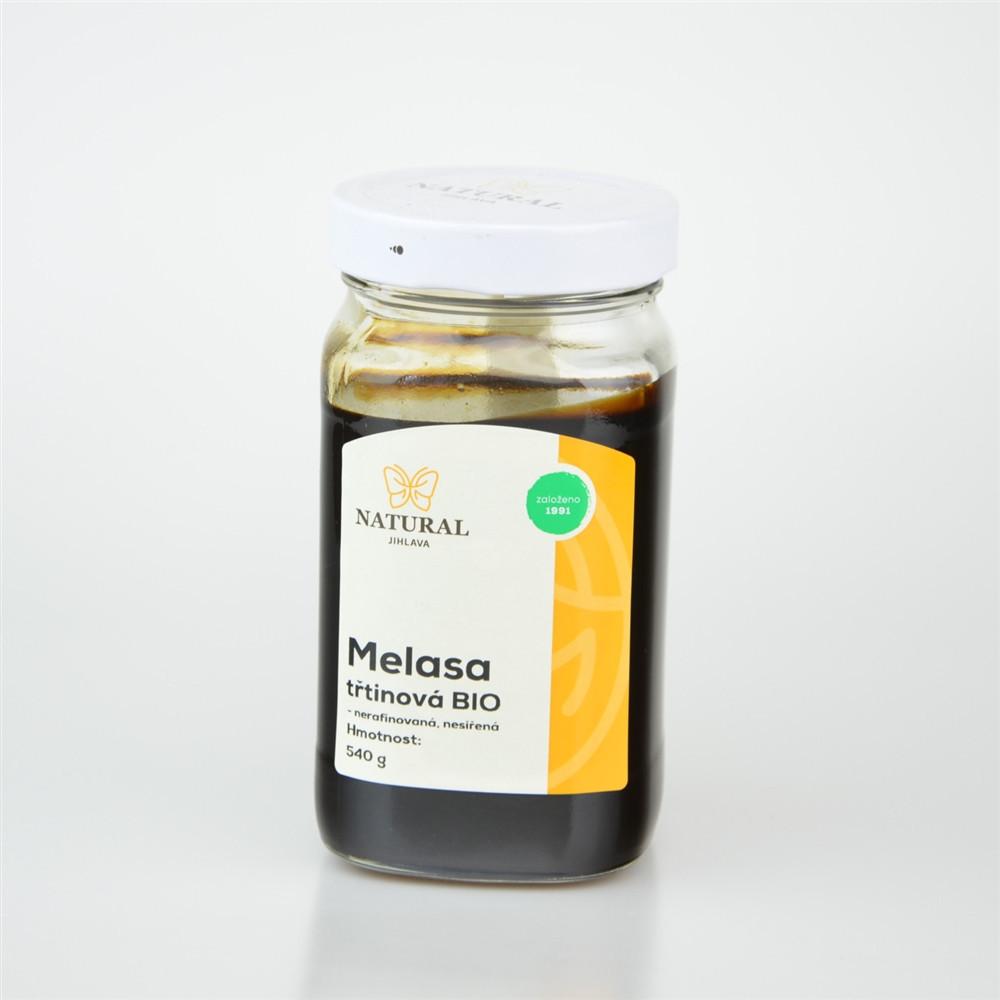 Melasa třtinová BIO - Natural 540g