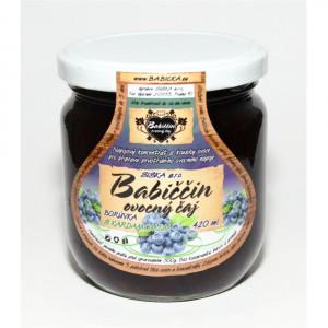 Babiččin ovocný čaj - borůvka s kardamonem 420ml