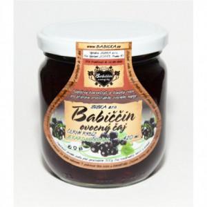 Babiččin ovocný čaj - černý rybíz s kardamonem 420ml
