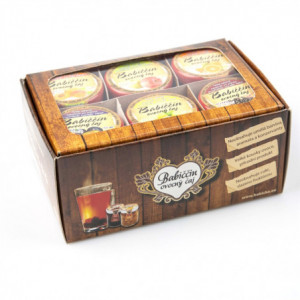 Babiččin ovocný čaj - dárkové balení 6ks