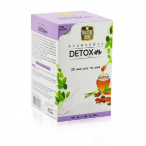 Čaj Ayurvéda - Detox 50g McCoy
