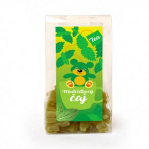 Čaj medvídkový s příchutí máty - Lipoo 50g