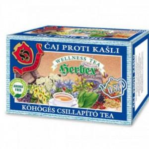 Čaj na dýchací cesty - Herbex 20x3g