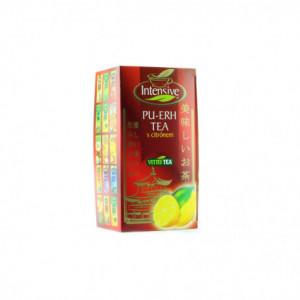 Čaj Pu-erh s citrónem - Vitto Tea 30g