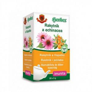 Čaj rakytník a echinacea - Herbex 60g