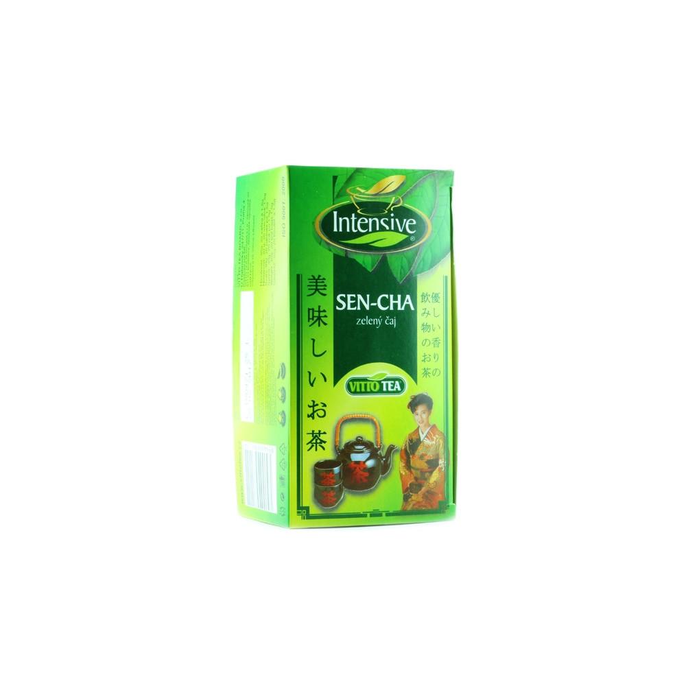 Čaj Sen-cha zelený - Vitto Tea 30g