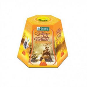 Čaj zelený s mučenkou Liran - 15x2g pyramida