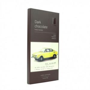 Čokoláda - DARK CHOCOLATE ŠKODA 110R 90g