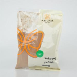 Kakaový prášek - Natural 200g