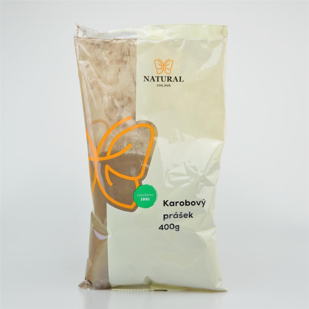 Karobový prášek - Natural 400g