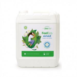 Aviváž s vůní bavlny - Feel Eco 5000ml