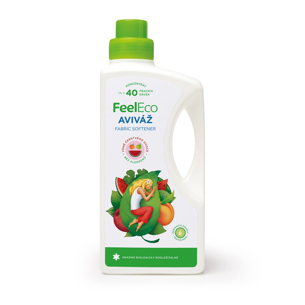 Aviváž s vůní čerstvého ovoce - Feel Eco 1000ml