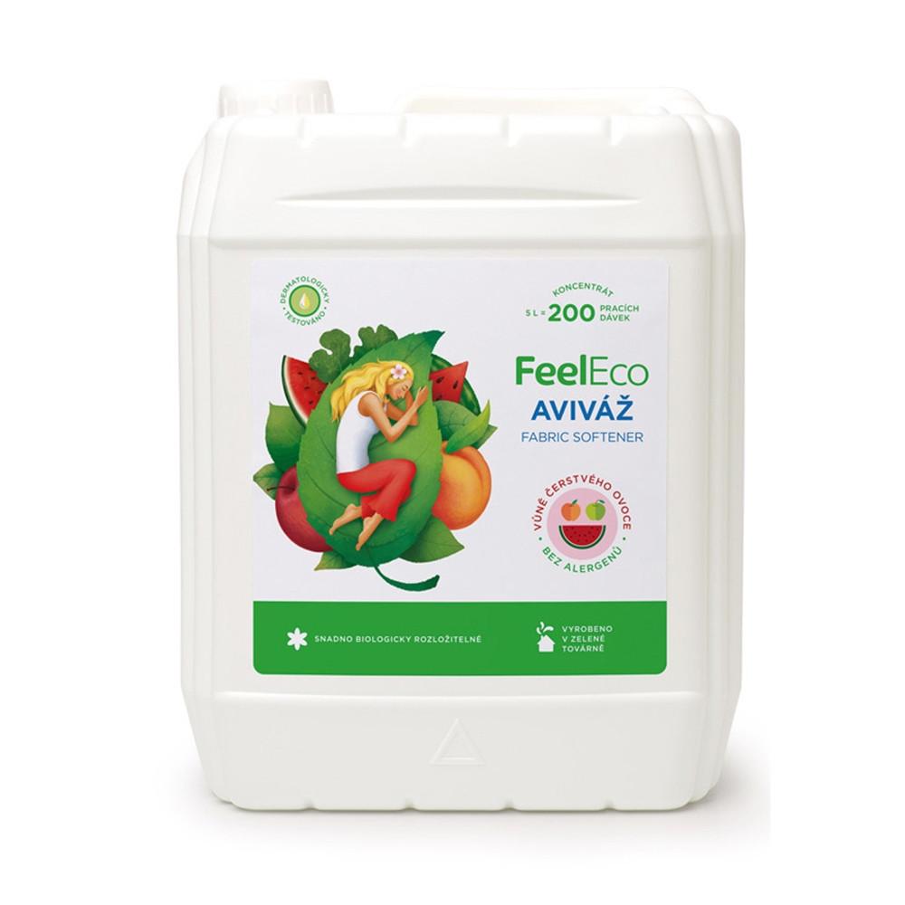 Aviváž s vůní čerstvého ovoce - Feel Eco 5000ml
