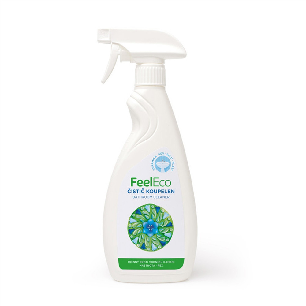 Čistič koupelen - Feel Eco 500ml