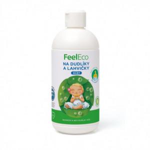 Feel Eco na dudlíky a lahvičky 500ml