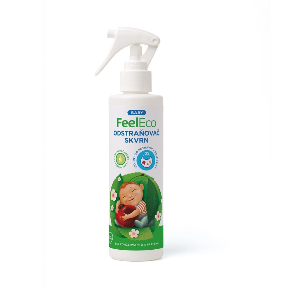 Odstraňovač skvrn baby - Feel Eco 200ml