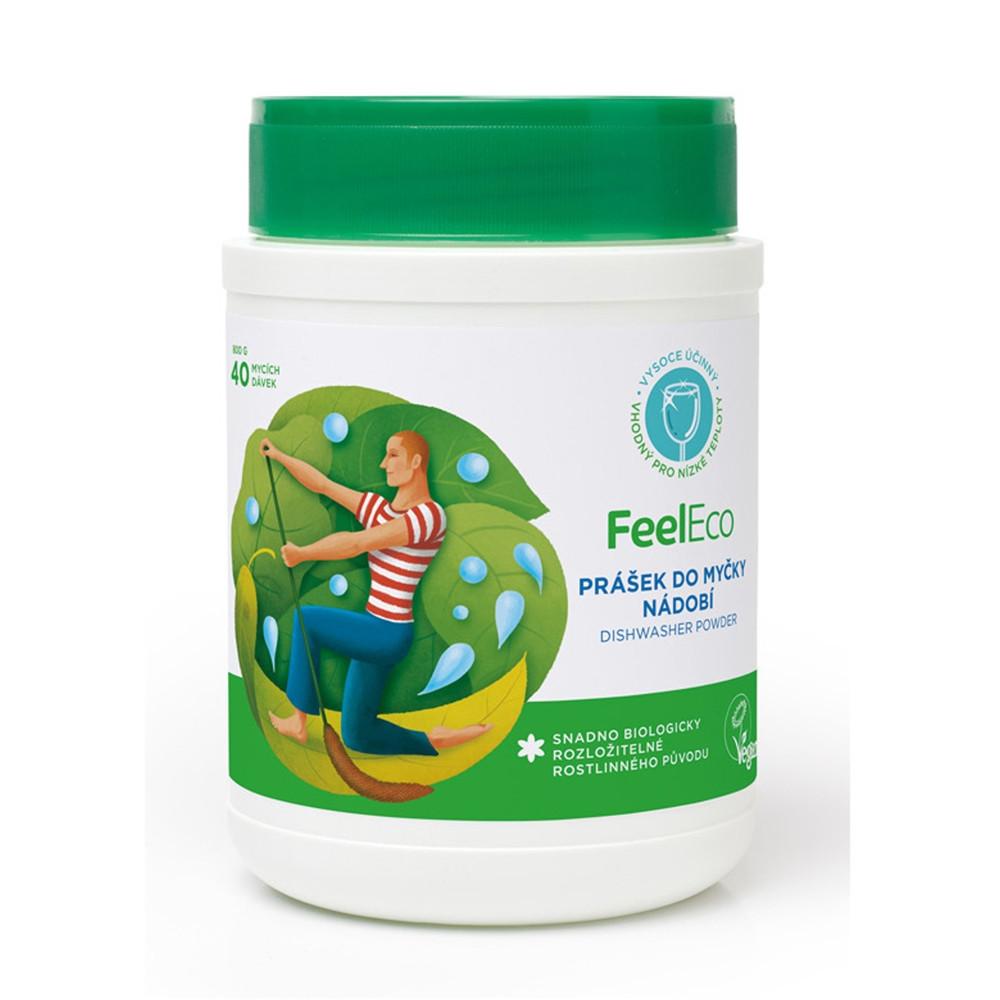 Prášek do myčky - Feel Eco 800g