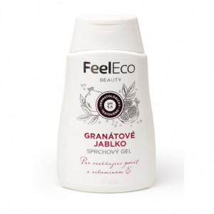 Sprchový gel - granátové jablko - Feel Eco 300g