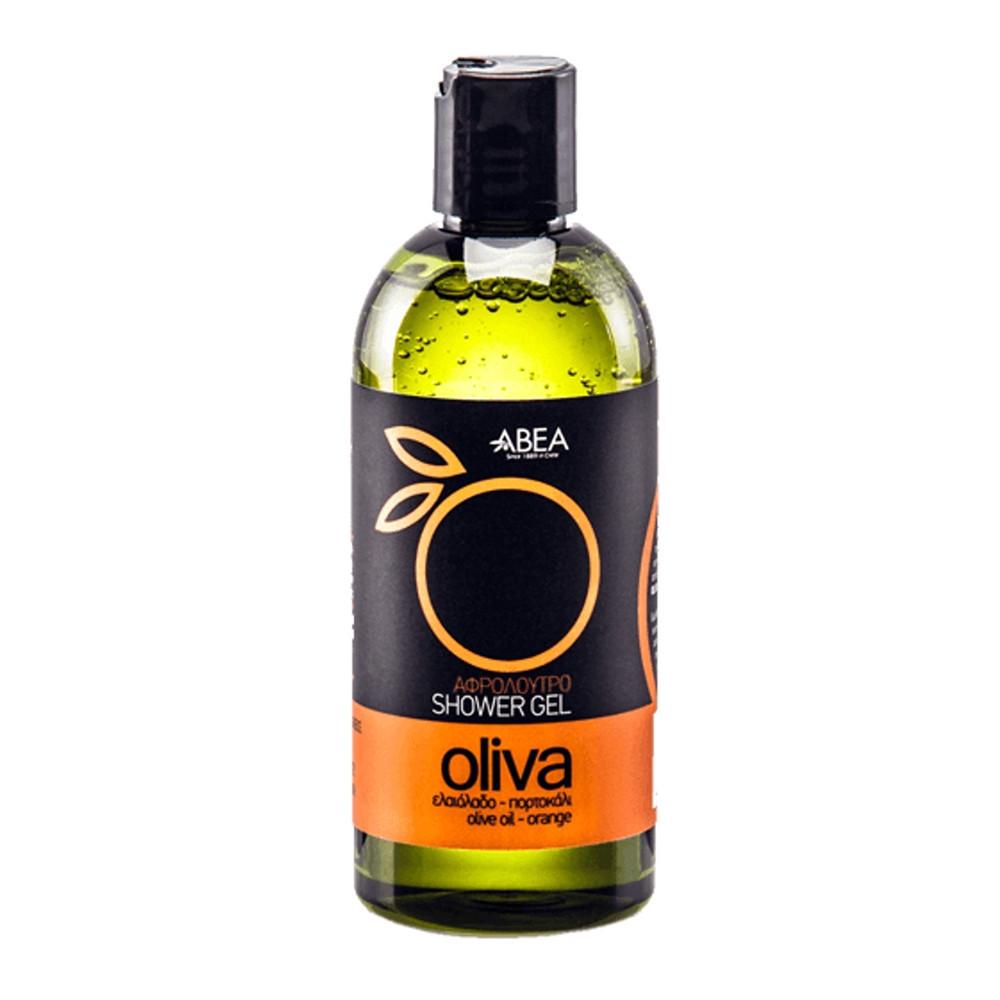 Sprchový gel s olivovým olejem a pomerančem - ABEA 300ml