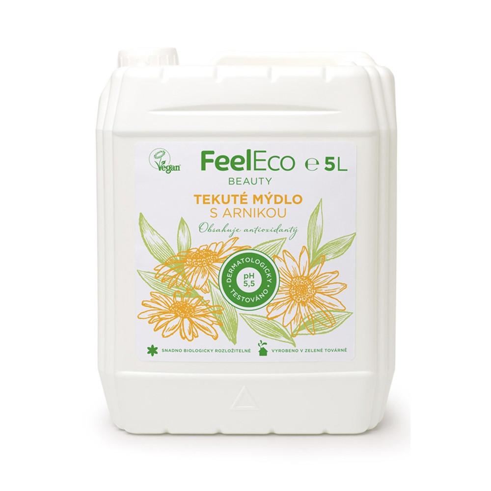 Tekuté mýdlo s arnikou - Feel Eco 5l