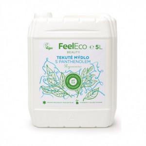 Tekuté mýdlo s panthenolem - Feel Eco 5l