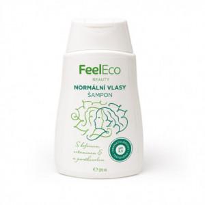 Vlasový šampon na normální vlasy - Feel Eco 300ml