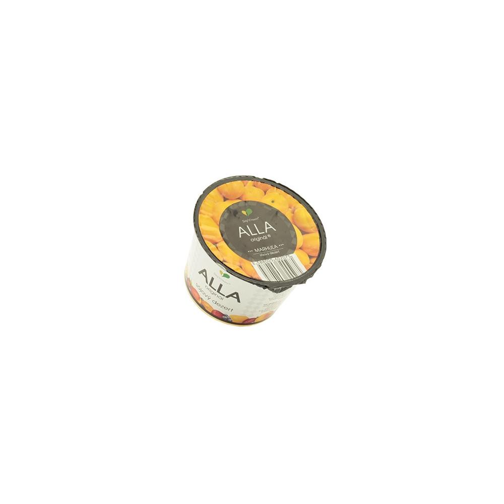 Alla - sójový dezert - meruňka 125g