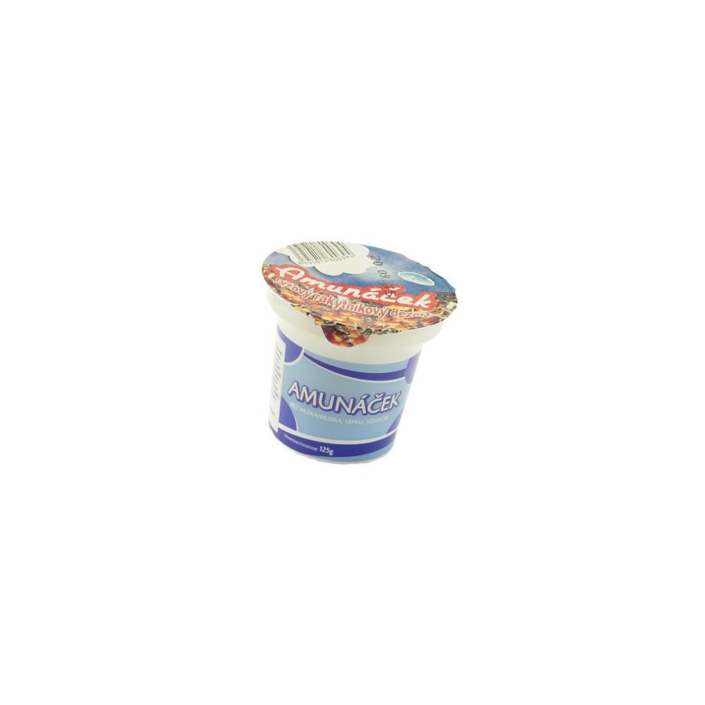 Amunáček - rýžový rakytníkový dezert - Amunak 125g