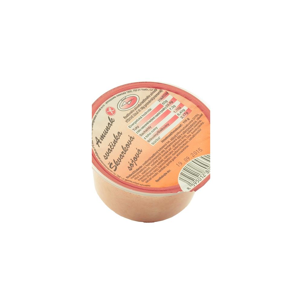 Amunak - sójová škvarková svačinka 110g