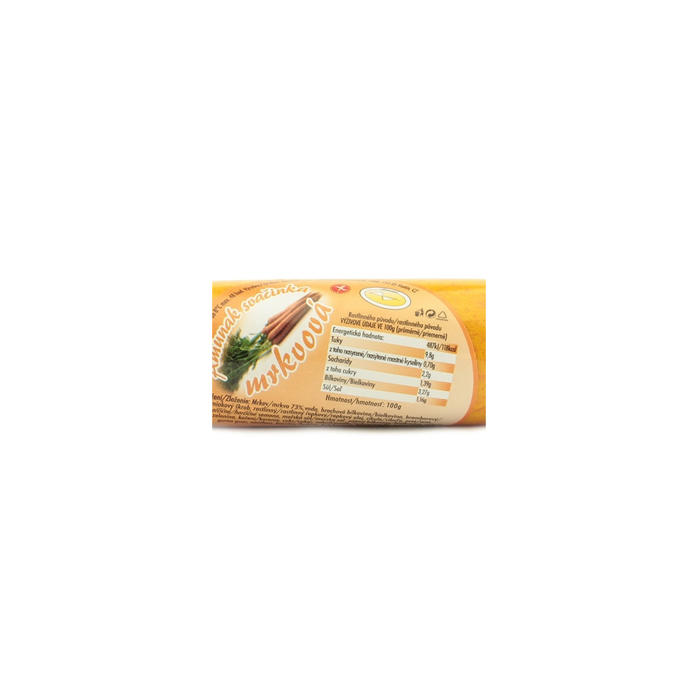 Amunak - svačinka mrkvová 100g