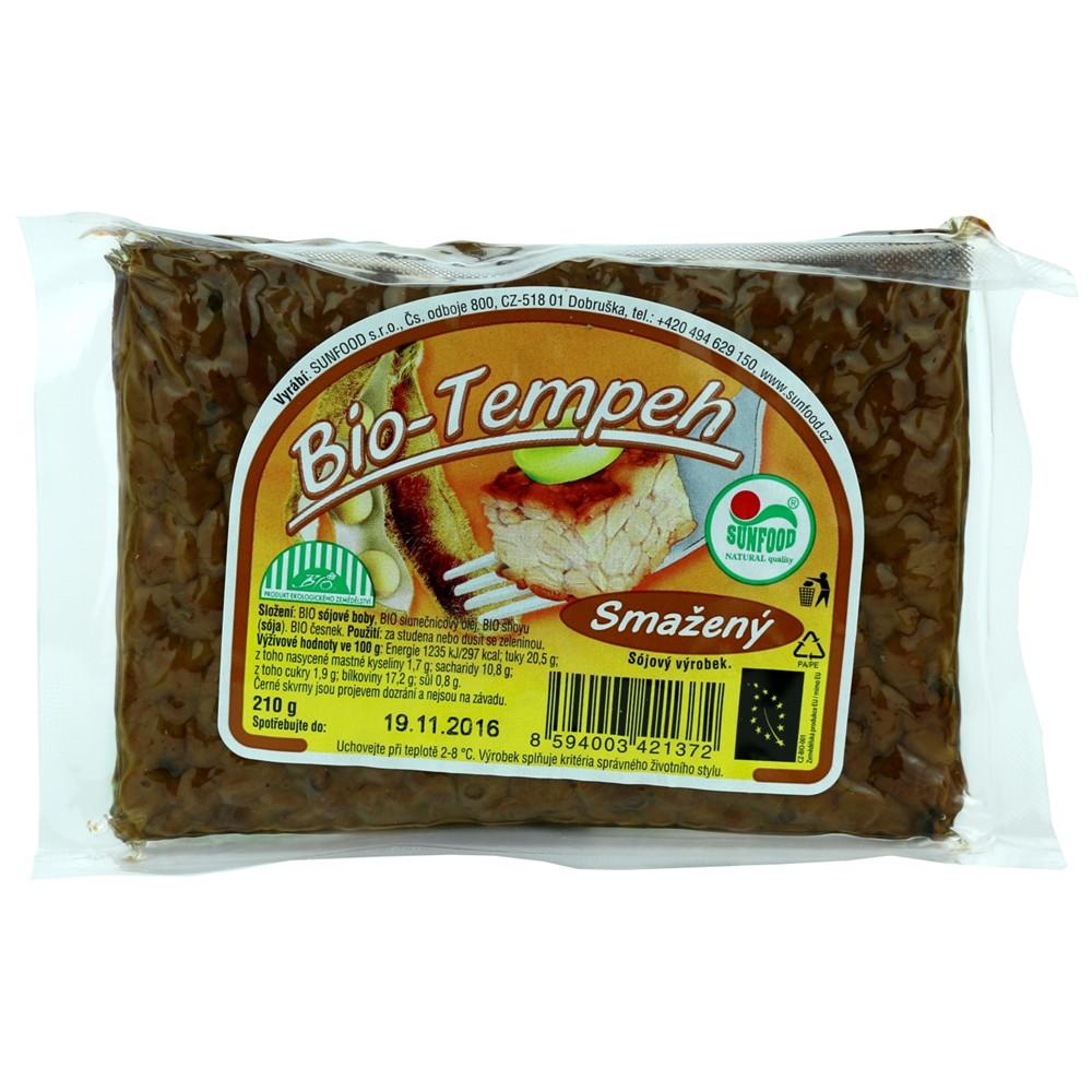 BIO - Tempeh smažený - Sunfood 210g