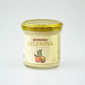 Celerová pomazánka s mandlemi - Seneb 140g