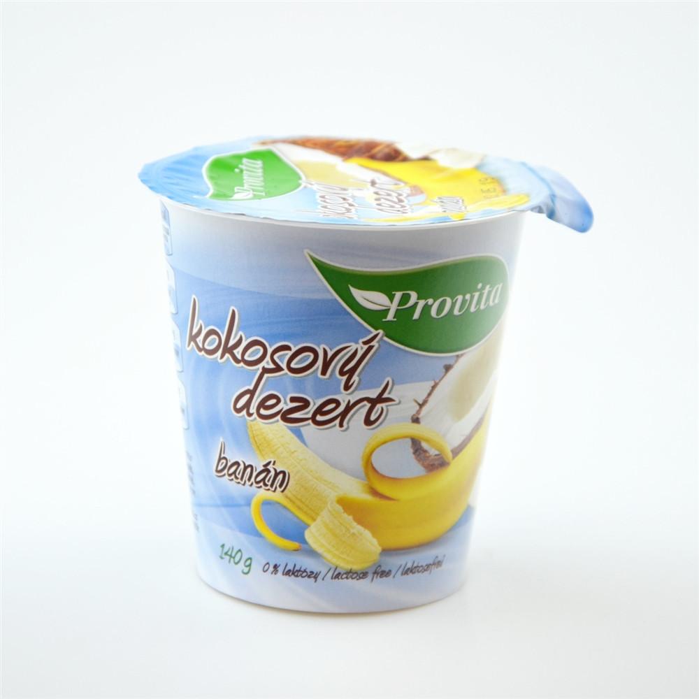 Dezert kokosový banán - PROVITA 140g