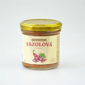Fazolová pomazánka s chilli - Seneb 140g