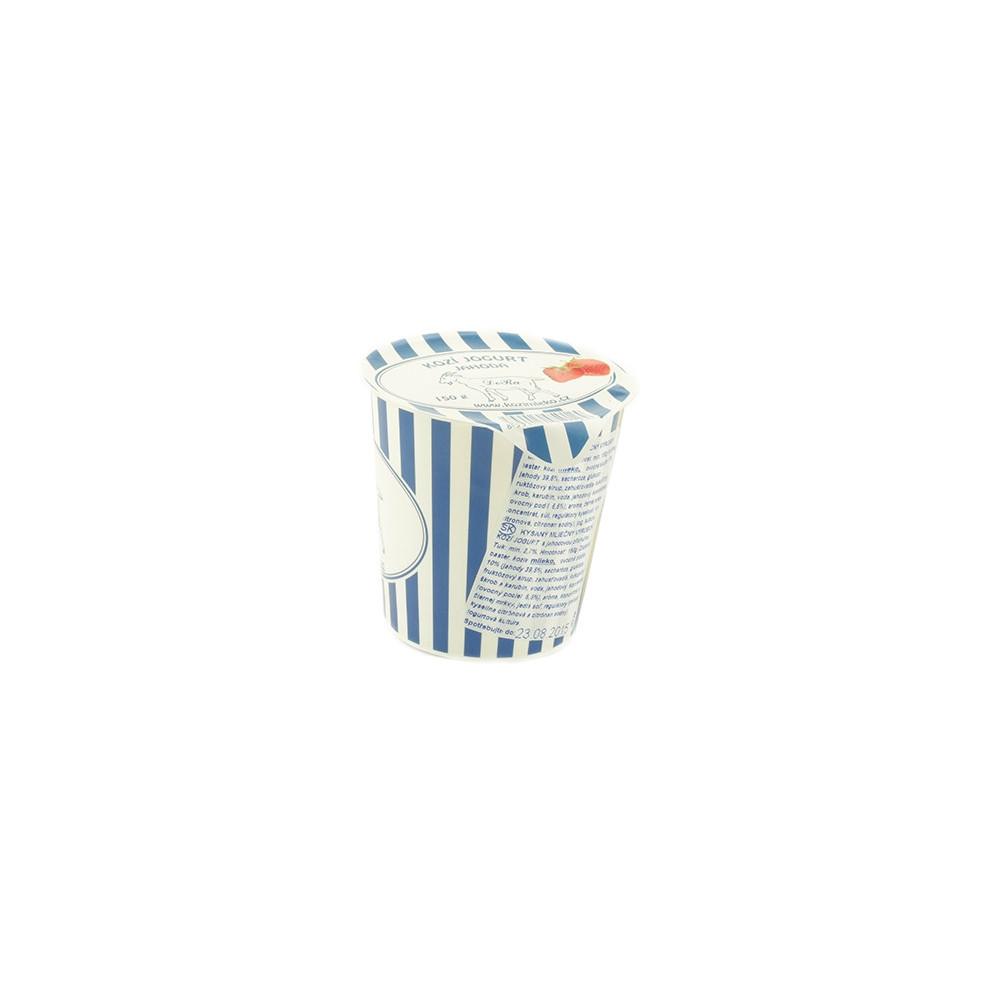 Kozí jogurt jahoda - Dora 150g