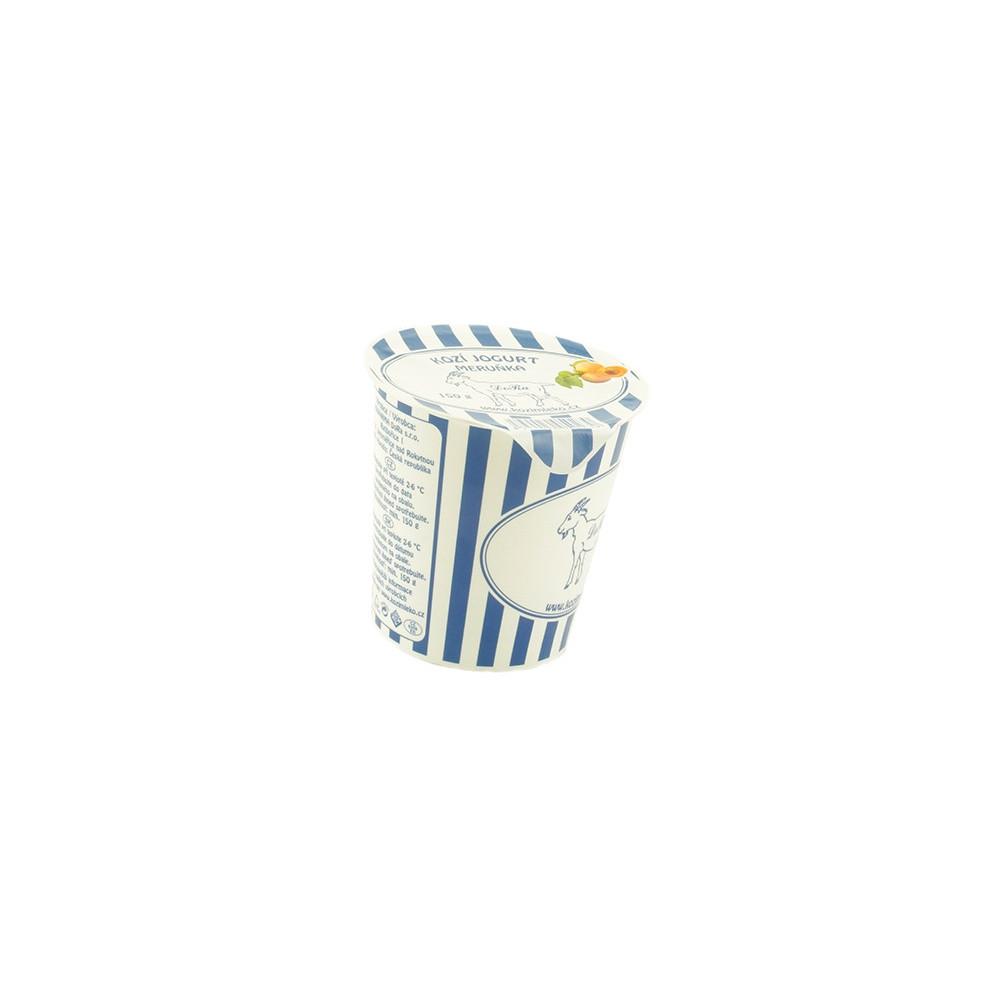 Kozí jogurt meruňka - Dora 150g