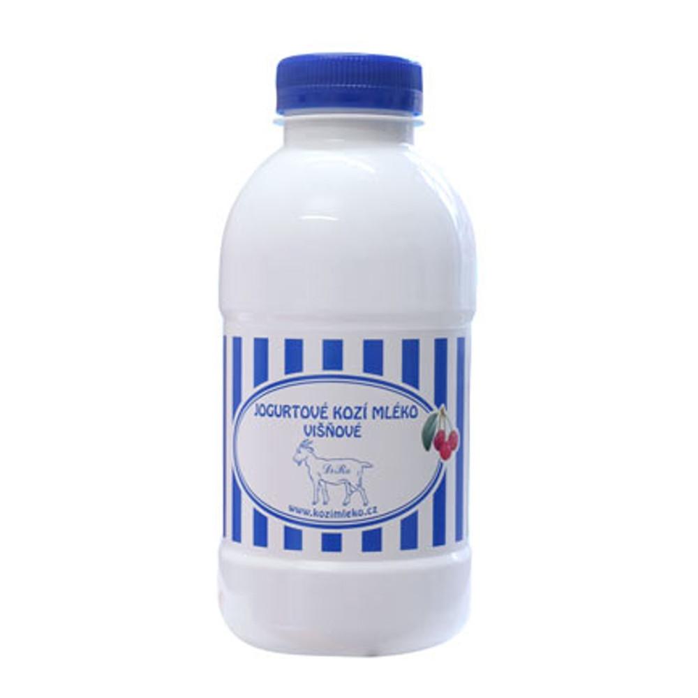 Kozí jogurtové mléko višňové - Dora 450g