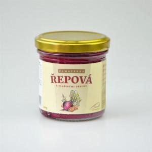 Pomazánka z červené řepy s vlašskými ořechy - Seneb 140g