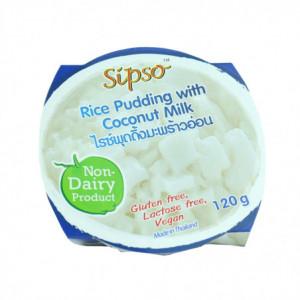 Rýžový puding s kokosovým mlékem - Sipso 120g