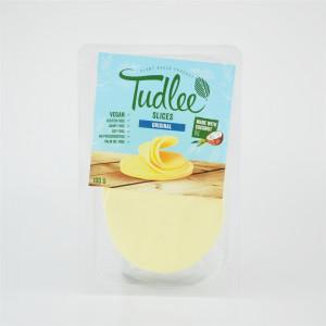 Slices Original - 100% rostlinná alternativa k sýrům - Tudlee 100g