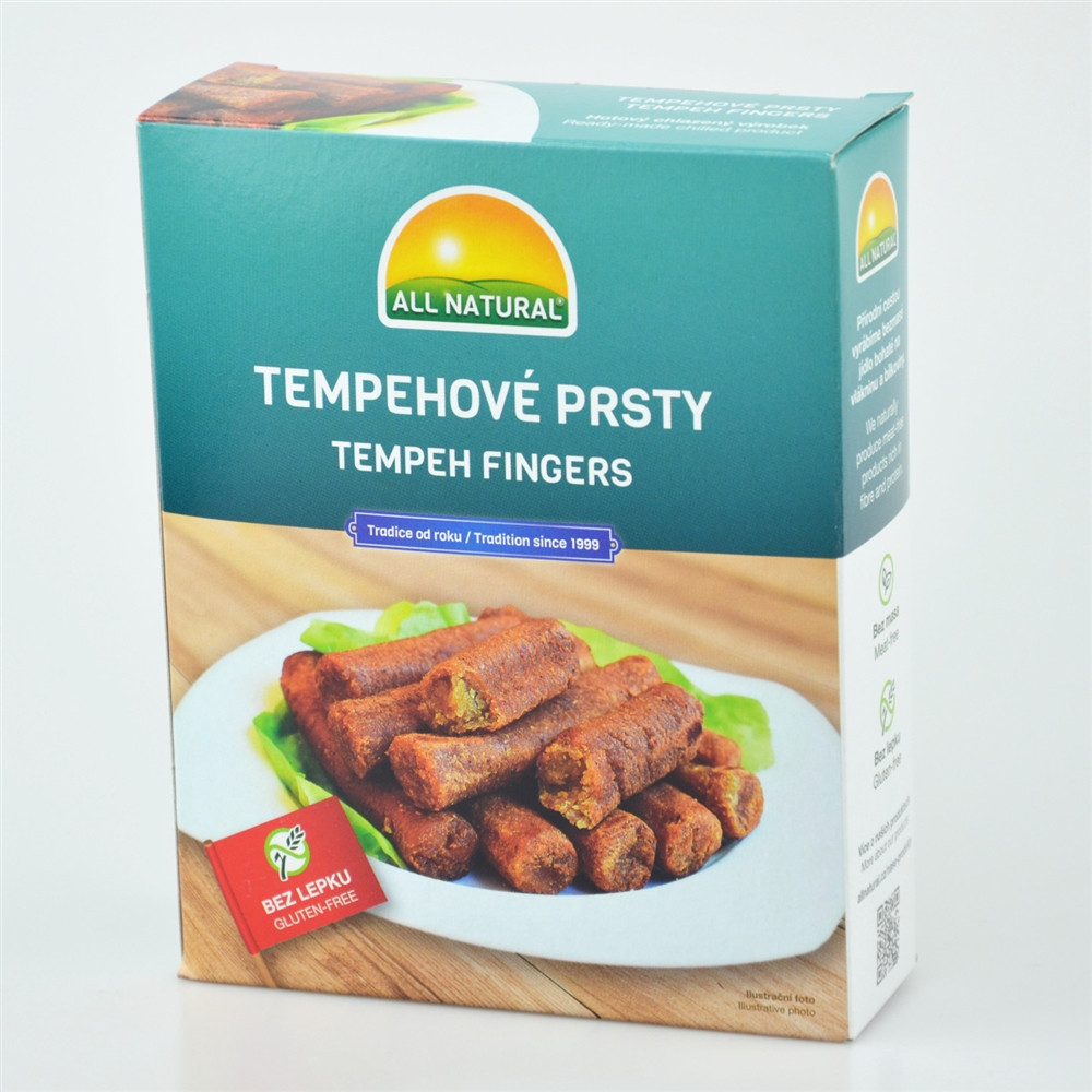 Tempehové prsty - Natural Way 200g