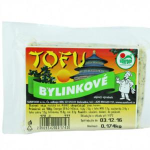 Tofu bylinkové - Sunfood 100g